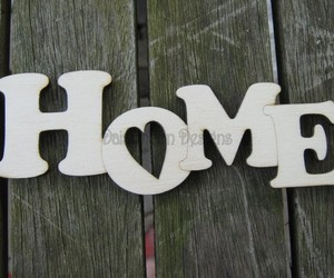 home, love, and pllace image