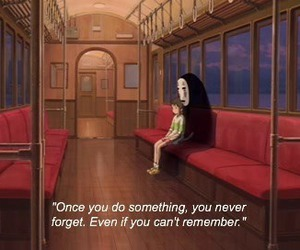 anime, life, and quote image