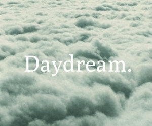 clouds, daydream, and sky image