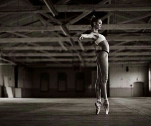 black and white, classique, and dance image