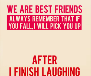 friendship, laughter, and lol image