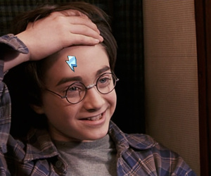 game, power, and harry potter image