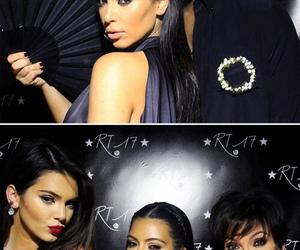 kim kardashian and kris jenner image