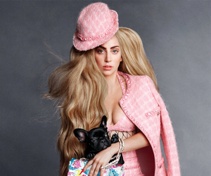 Lady gaga, asia, and harper's bazaar image