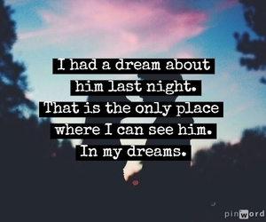 Dream, him, and i image