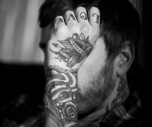 tattoo and dallas green image