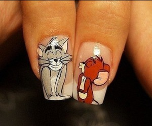 decoration, kiss, and tom and jerry image