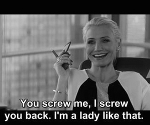 quotes, cameron diaz, and the other woman image