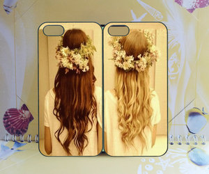 best friends, iphone 5 case, and iphone 4 case image