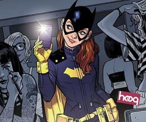 batgirl and batman image