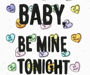 baby, one direction, and kiss you image