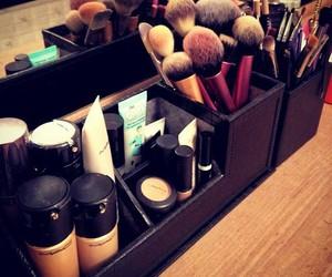 makeup, make up, and mac image