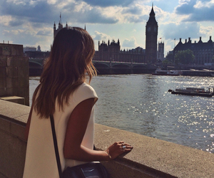 london, style, and travel image