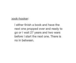 books, funny, and reading image