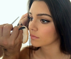 makeup, kardashians, and model image