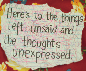 quote, text, and thoughts image