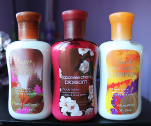 beauty and body lotion image
