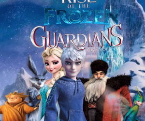 disney and jack frost image