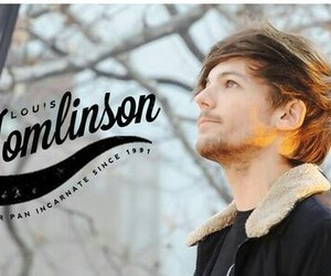 louis tomlinson, one direction, and 1d image