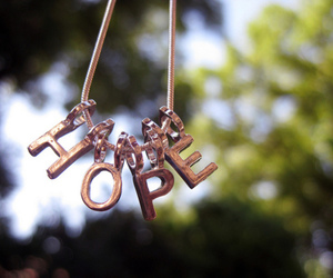 hope and necklace image