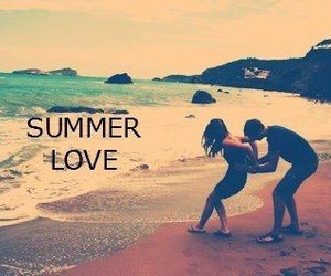 love, summer, and boy image