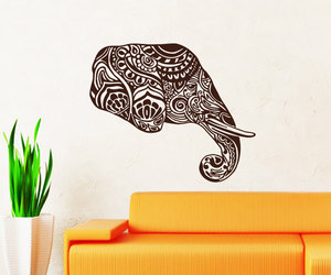 wall decal, wall vinyl decals, and wall decals image