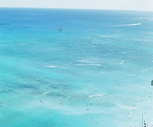 beach, places, and sea image