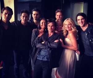 ian somerhalder, the vampire diaries, and tvd image