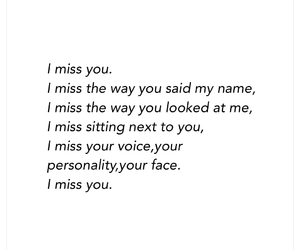 crush, i miss you, and i need you image