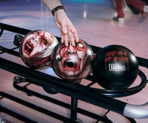 bowling and funny image