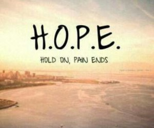 hold on, hope, and nice image