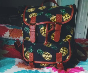 grunge, pineapple, and pretty image