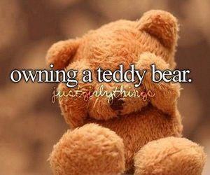 teddy bear, cute, and teddy image