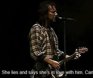 eddie vedder, grunge, and Lyrics image