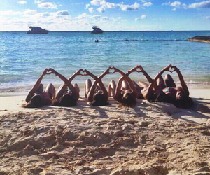 amazing, beach, and forever image