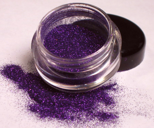 glitter and purple image