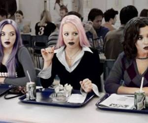 mean girls, grunge, and movie image