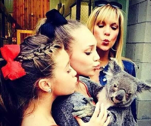 Koala, mackenzie, and maddie ziegler image