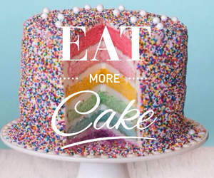 cake, Collage, and colours image