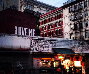 art, chinatown, and city image