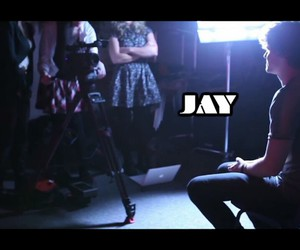 jay, the wanted, and hadsome image