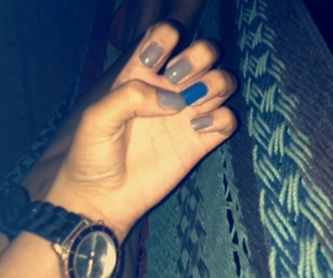 blue, fashion, and love image