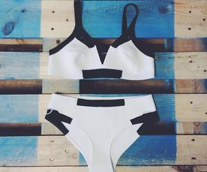 bikini, fashion, and style image