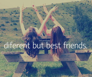 friends and different image