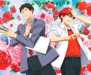 anime, mikorin, and gekkan shoujo nozaki-kun image