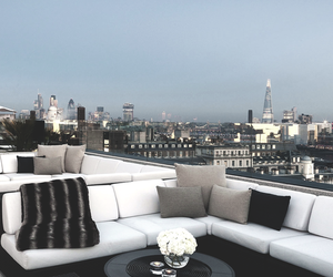 luxury, city, and view image