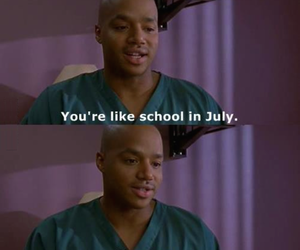funny, school, and scrubs image