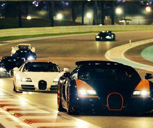 bugatti, car, and super car image