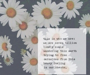 earth, people, and quote image