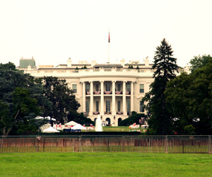 4th of july, d.c., and the white house image